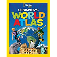National Geographic Kids Beginners World Atlas 3rd Edition