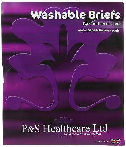 Patterson Medical – Grande Bolsa dama blanca – Pañales para adultos, ...