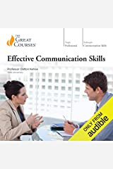 Effective Communication Skills Audible Audiobook