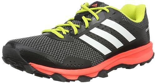 best service d2503 575da Adidas - Duramo 7 Trail M - AQ5864 - Color Black-Celadon-Red