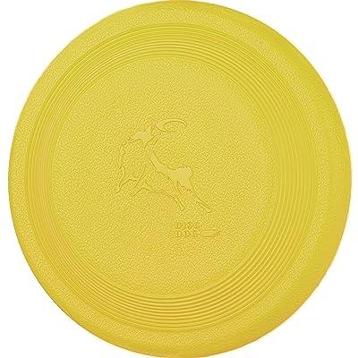 DISCDOG Bite-Resistant Jawz Dog Flying Disc Toy Tough Floatable Dog Disk