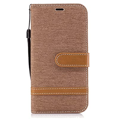 Dream2Fancy Samsung Galaxy S10 Plus Flip Case, Cover for Samsung Galaxy S10 Plus Leather Extra-Protective Business Kickstand Cell Phone case Card Holders with Free Waterproof-Bag Business: Garden & Outdoor
