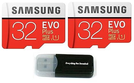 Samsung EVO Plus Micro - Tarjeta de Memoria SDHC (32 GB ...