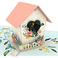 Lovepop Mother's Day Birdhouse Pop Up Card - 3D Card, Mother's Day Pop Up Card, Card for Mom, Mothers Day Card for Wife…