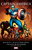 Captain America Masterworks Vol. 2 (Tales of Suspense (1959-1968))