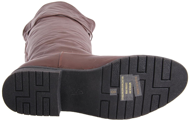 Pleaser MAVERICK-2045 Stiefel Herren Stiefel MAVERICK-2045 Brown Leather (P) bc7603