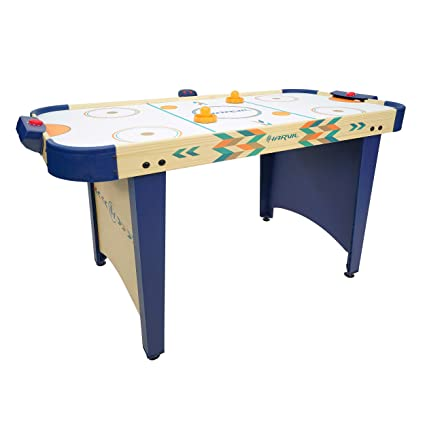 Brilliant Buy Harvil 4 Foot Air Hockey Game Table For Kids And Adults Home Interior And Landscaping Elinuenasavecom