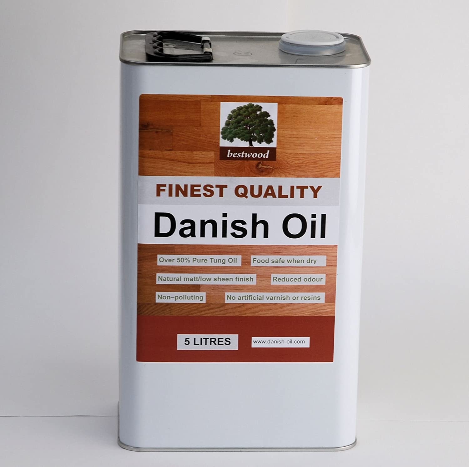 Tung oil vs danish oil - Danish Oil 5 Litres Bestwood Finest Quality Buy Direct Express Delivery