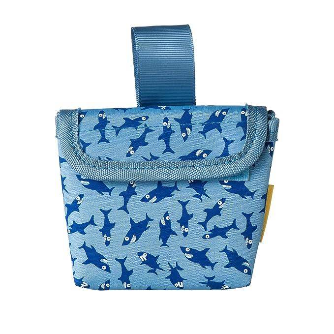Bolsa chupete Difrax 972B01, azul: Amazon.es: Bebé