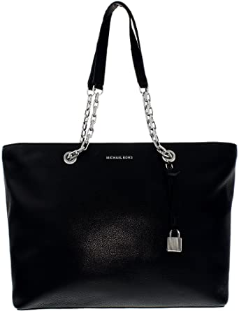 6d1a110c1e040 Amazon.com  Michael Michael Kors Mercer Medium Leather Shoulder Bag  Michael  Kors  Clothing