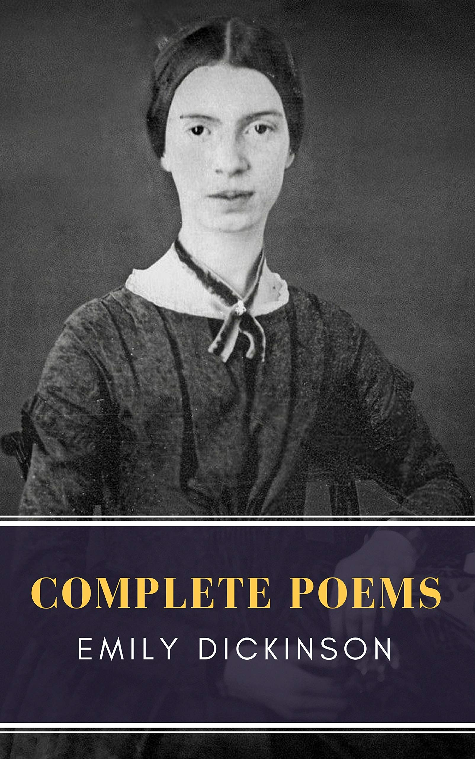 Emily Dickinson: Complete Poems (English Edition)
