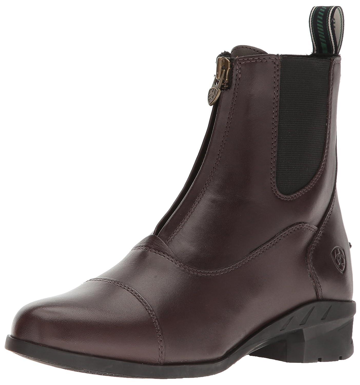 Ariat Women's Heritage IV Zip Paddock Boot B01L91PBL6 7 B(M) US|Light Brown