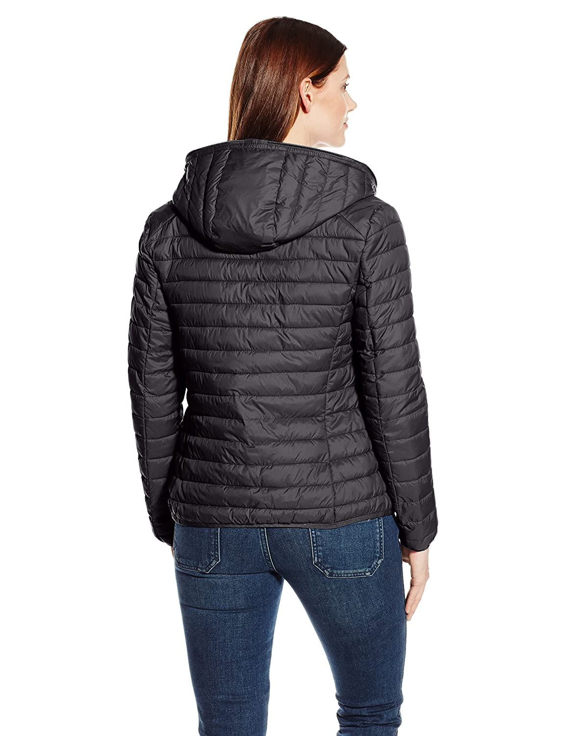 ecac5d806c1a Save The Duck Women's Giga Packable Down Jacket, Black, 4: Amazon.ca:  Clothing & Accessories