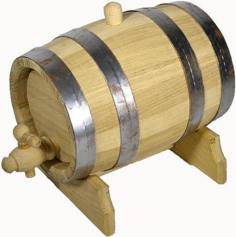 1 gallon nuevo roble barril de whisky Ron vino barril barril ...