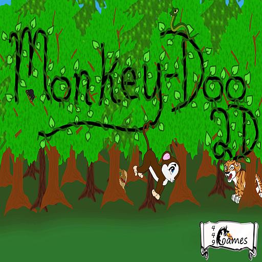 Monkey-Doo 2D (FireTV)]()