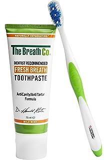 atemfrisch combinado (Cepillo de dientes Pasta de dientes con oxígeno Plus/limpiador lingual)