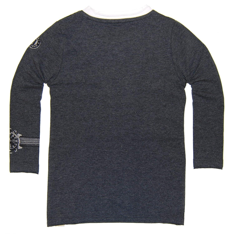 Mini Shatsu Black Tuxedo Bow Tie T-Shirt