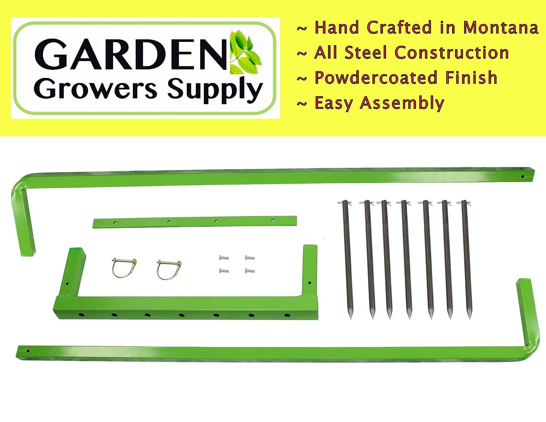 Charmant Amazon.com : Broadfork Garden Hand Tiller. Made In Montana Digger Is Heavy  Duty ALL Steel Yet Light. Great For Women And Men Gardeners.