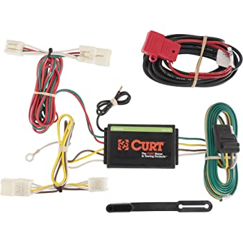 curt wiring harness installation enthusiast wiring diagrams \u2022 electric brake controller wire diagram amazon com curt 56158 custom wiring harness automotive rh amazon com wiring harness connectors curt hitch wiring harness