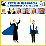 Microsoft Power BI Bookmarks and Business Narratives (Online  Video Training Course) [Online Code]