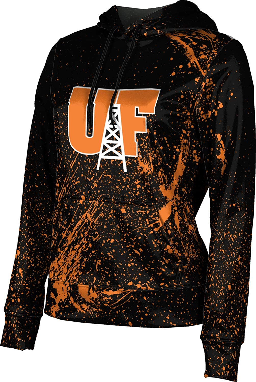 School Spirit Sweatshirt ProSphere University of Findlay Girls Pullover Hoodie Splatter