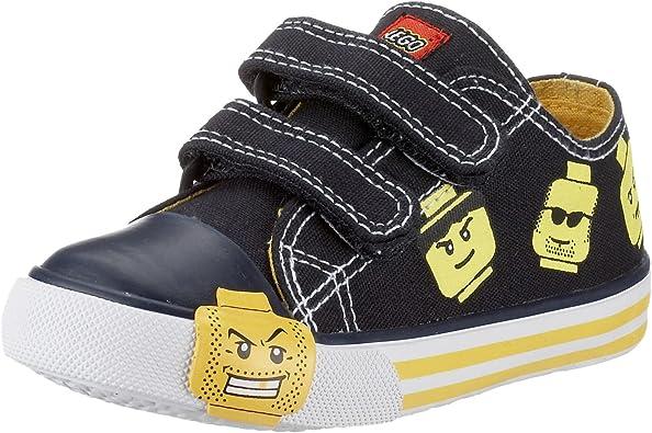 Lego - Zapatillas de Baloncesto de Tela para niños, Color Azul ...