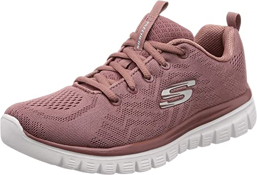 telegrama blanco como la nieve Restricción  Skechers Graceful - Get Connected-12615, Scarpe da Ginnastica Donna:  Skechers: Amazon.it: Scarpe e borse