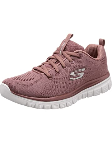 more photos 91dc6 1755a Skechers Women s Graceful-get Connected Trainers