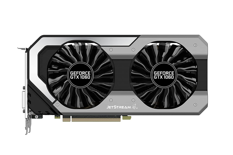 Amazon.com: Palit ne51060015j9 – 1060j GeForce GTX 1060 6 GB ...