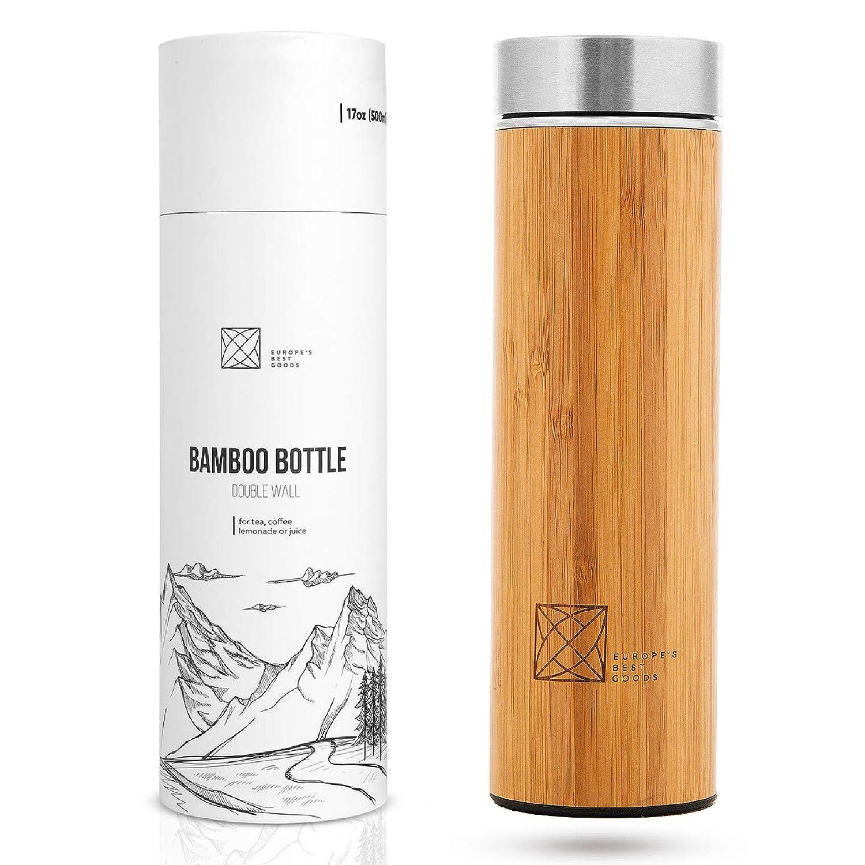 Trinkflasche Tea Fruit Infuser Water Bottle Teesieb Einsatz