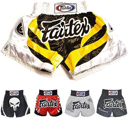 "Fairtex /""EAGLE/"" Muay Thai Kickboxing Shorts"