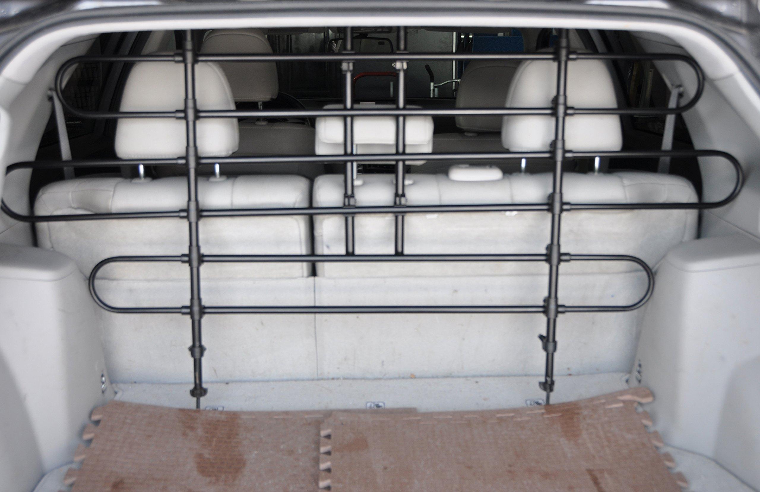 Handlers Choice Adjustable Car & Suv 3 Bar Pet Barrier