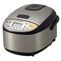 Zojirushi NS-LGC05XB Micom Rice Cooker & Warmer