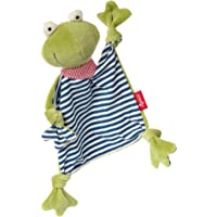 Sigikid Sigikid41352 27 x 19 x 7 cm Green Frog Comforter