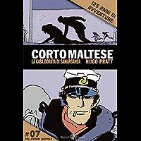 Corto Maltese - La casa dorata di Samarcanda #7: 125 anni di avventure