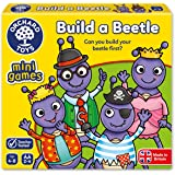 Orchard Toys Build a Beetle Mini / Travel Game