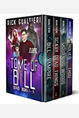 The Tome of Bill Series - Books 1-4: a vampire comedy boxset Kindle Edition