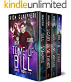 The Tome of Bill Series - Books 1-4: a Vampire Comedy Collection (Tome of Bill Omnibus Book 1)