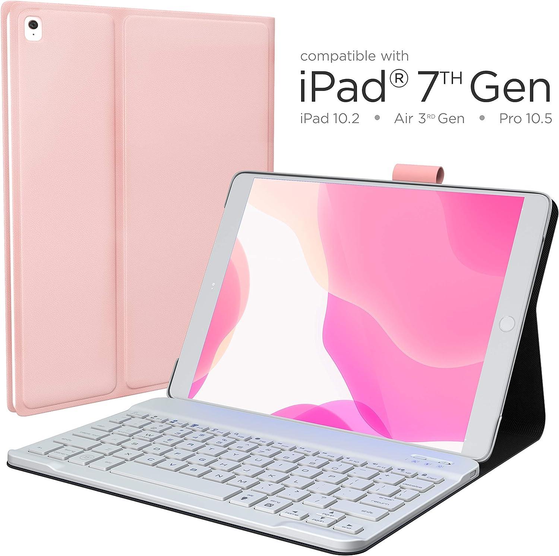 Funda con teclado para iPad 10.2 / iPad Air 3...-1HHT