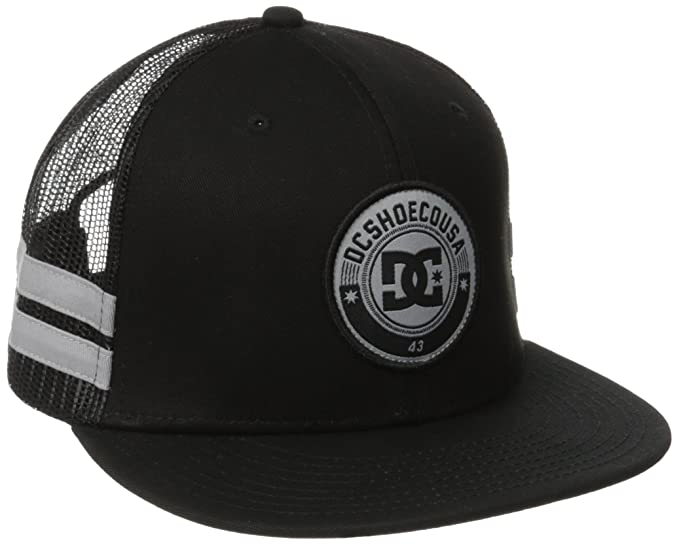 2d58ab827a44c4 DC Men's Speedster Hat, Black, One Size: Amazon.ca: Clothing ...