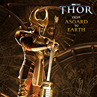 Thor: From Asgard to Earth (Marvel Picture Book (ebook)) (English Edition)
