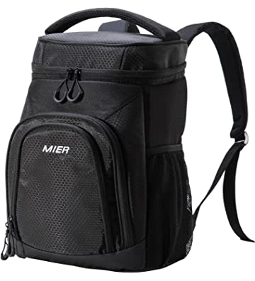 Amazon.com  Insulated Backpack Cooler Backpack Insulated Waterproof ... 06a0cb62c9476