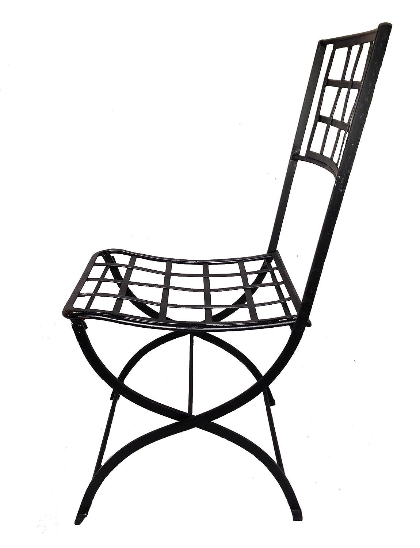Orientalischer schmiedeeisen Stuhl Kenitra