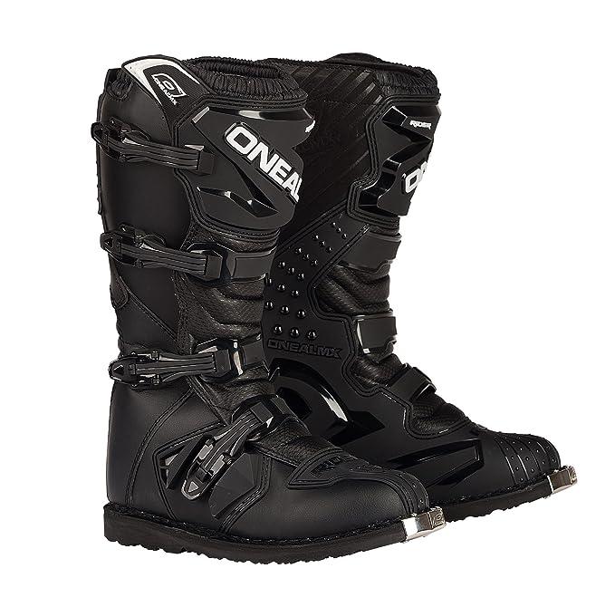 69213fa3161 Amazon.com: O'Neal 0324-110 Rider Boots (Black, Size 10): Automotive