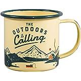 Gentlemen's Hardware Sportsmans Camping Enamel Travel Mug