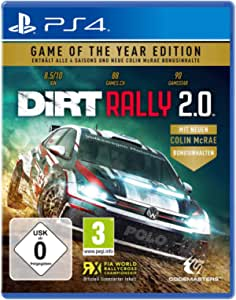 DiRT Rally 2.0 GOTY (PlayStation PS4)
