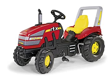 Rolly toys 03 556 4 - Tractor con 2 velocidades y freno (119 cm): Amazon.es: Juguetes y juegos