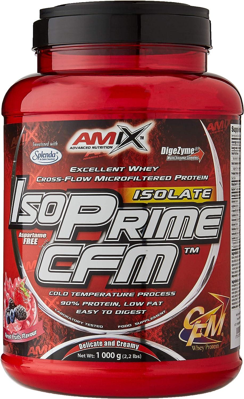 AMIX Isoprime Cfm Isolate 1 Kg Frutas Del Bosque 1 1000 g