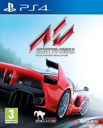 Assetto Corsa [Importación Francesa]: playstation 4: Amazon.es: Videojuegos