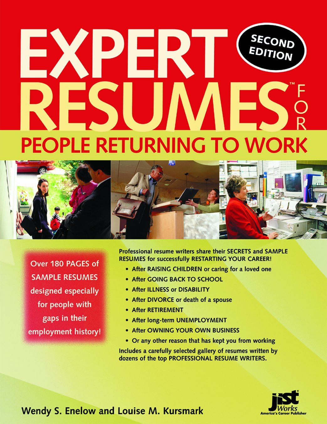 Expert Resumes for People Returning to Work PDF